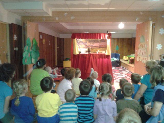 Maňáskové divadlo