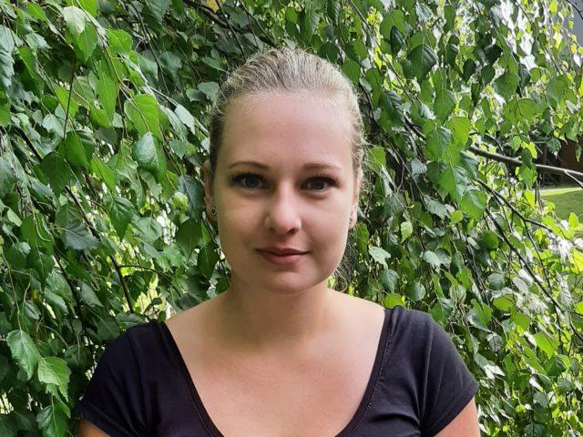 Mgr. Izabela Szturcová