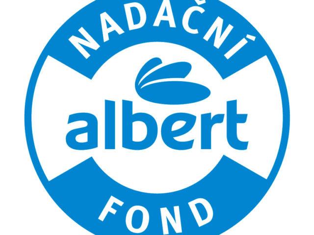 Dar od Nadačního fondu Albert
